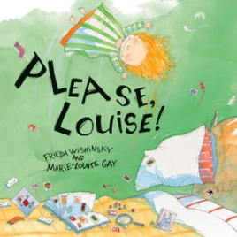 Louise refuses to leave her big brother, Jake, alone, and when Jake, in desperation, wishes Louise were a dog, he is suddenly faced with a terrifying possibility.