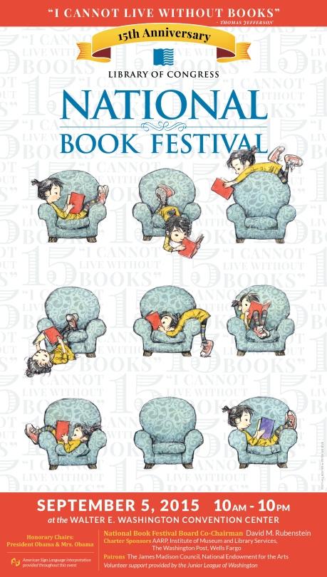 2015 NATIONAL BOOK FESTIVAL-1