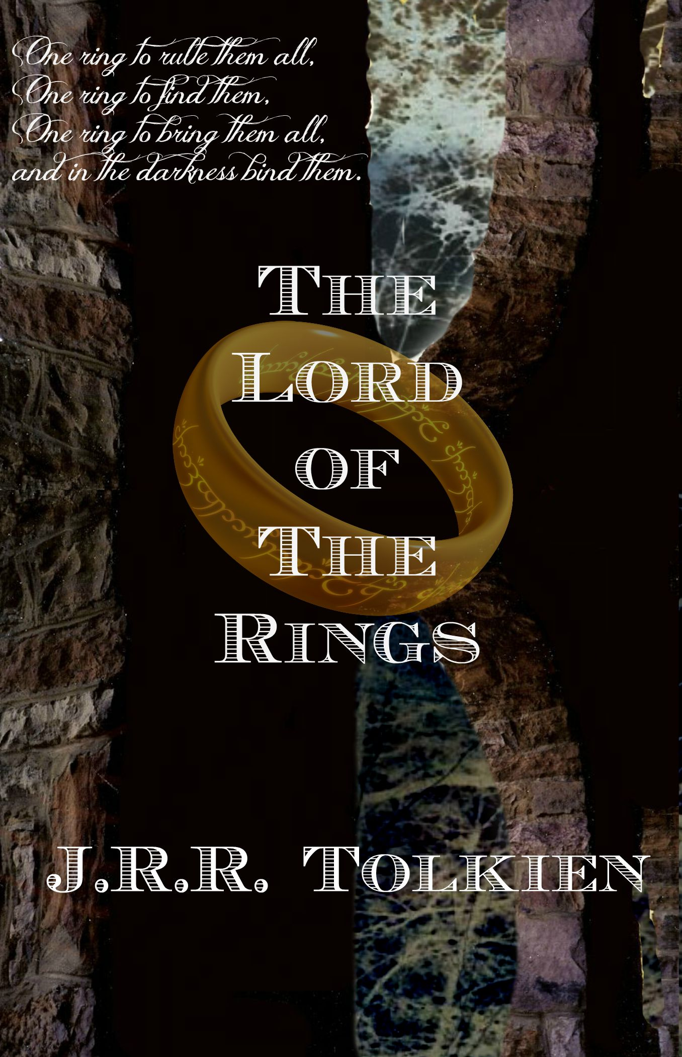 Lord Of The Rings Tarot The Hermit By Sceithailm On: The Lord Of The Rings
