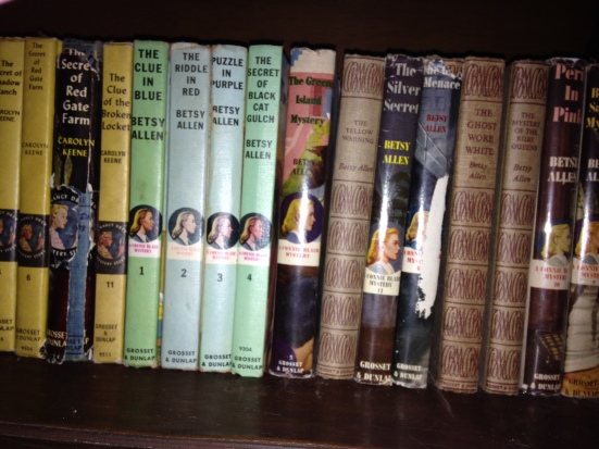 Connie Blair collection, also incomplete. this old books are expensive!!