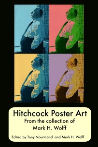 Hitchcock Poster Art a