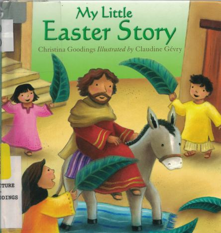my-little-easter-story