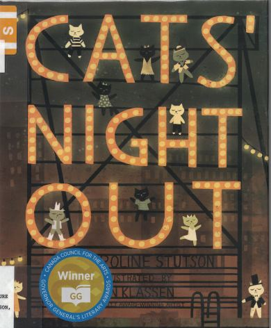cats night out