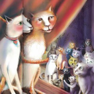 celebrity cat c