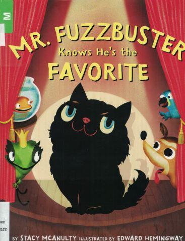 mr fuzzbuster