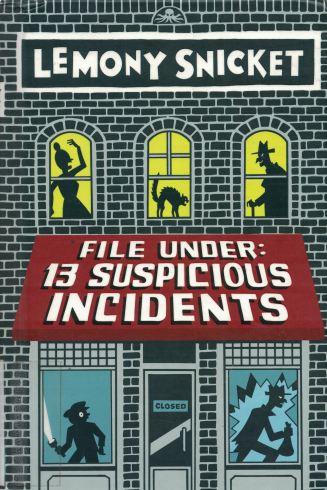 13 suspicious incidents