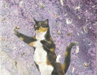 cat dreams b