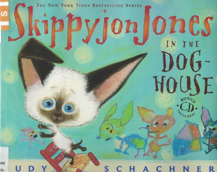 skippyjon jones in the dog house a