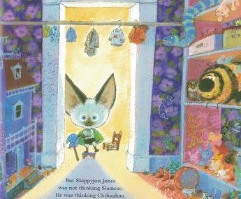 skippyjon jones in the dog house c