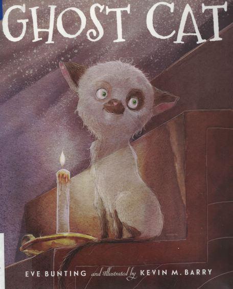 ghost cat a
