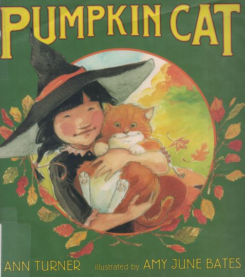 pumpkin cat a