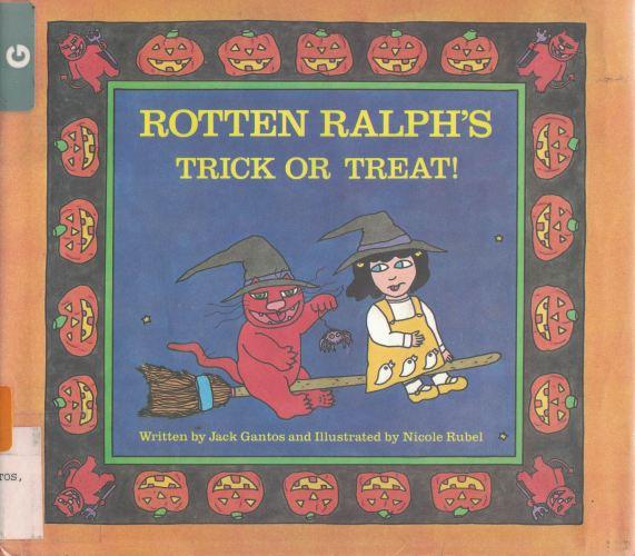 rotten ralphs halloween a