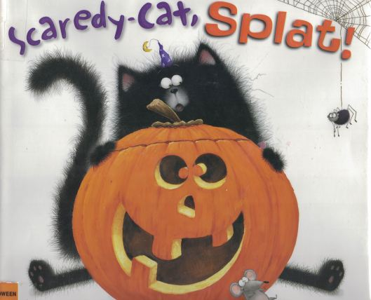 scaredy cat splat a