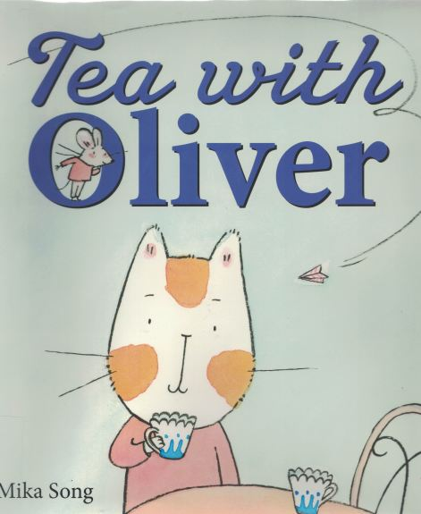 tea with oliver a