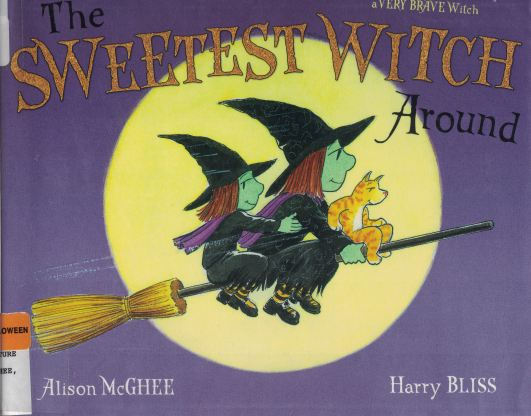 the sweetest witch a