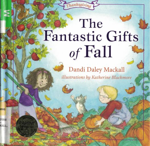 fantastic gifts of fall a