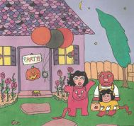 rotten ralphs halloween e