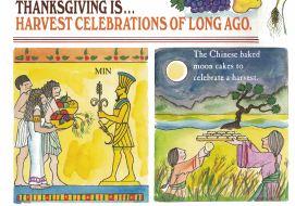 thanksgiving is b