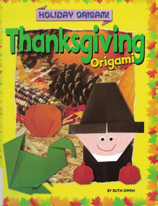 thanksgiving origami a