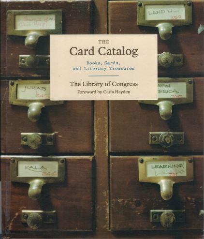 card catalog a