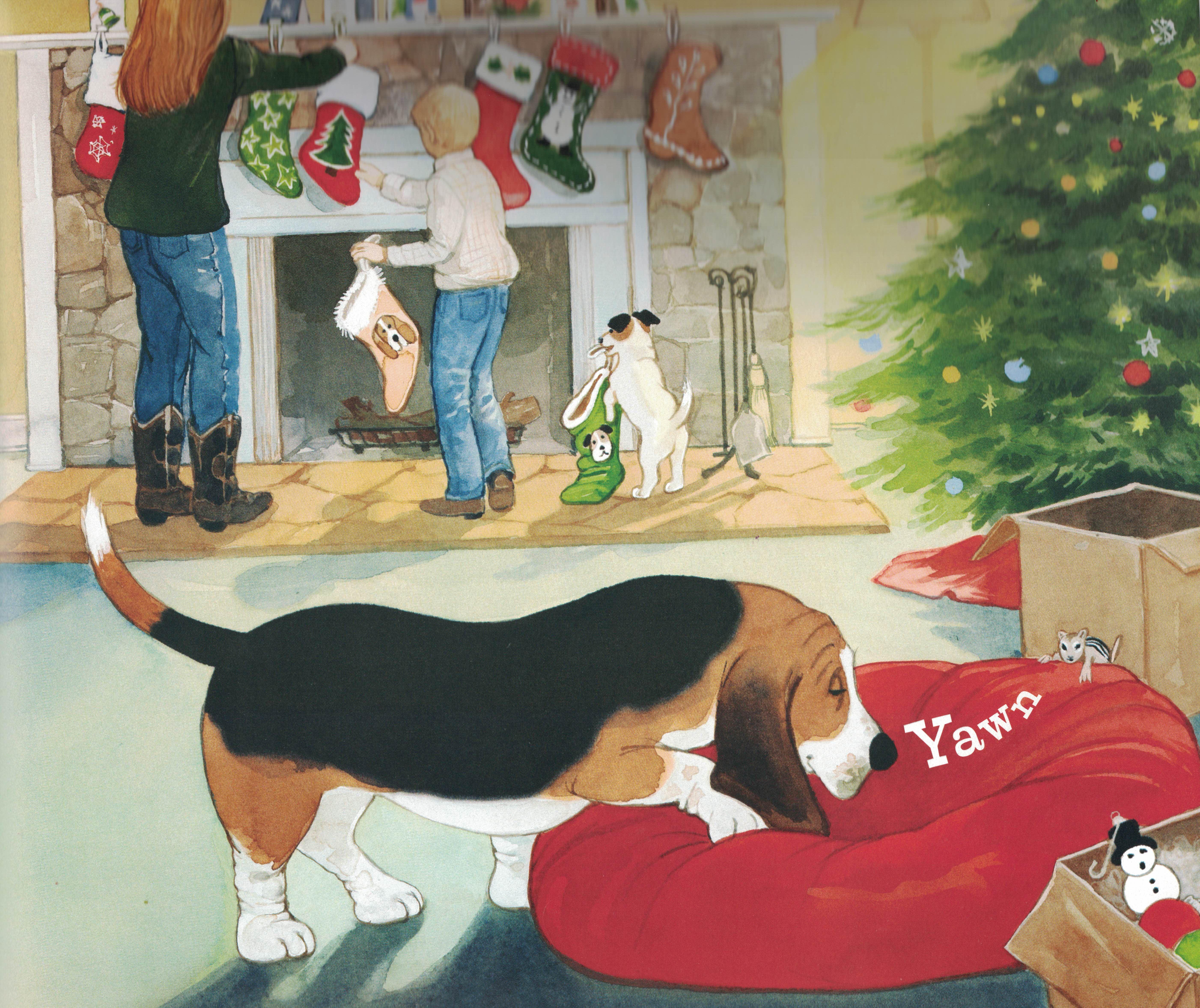 charlie and the christmas kitty b