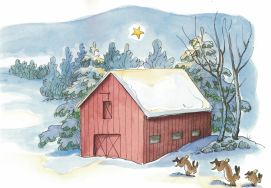 Christmas in the Barn c