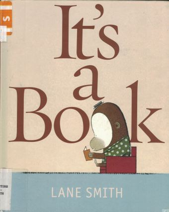 its a book a