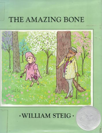 the amazing bone a