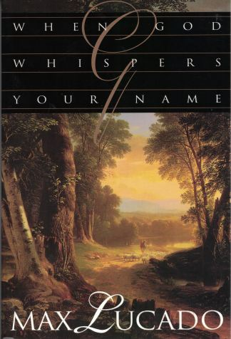god whispers your name