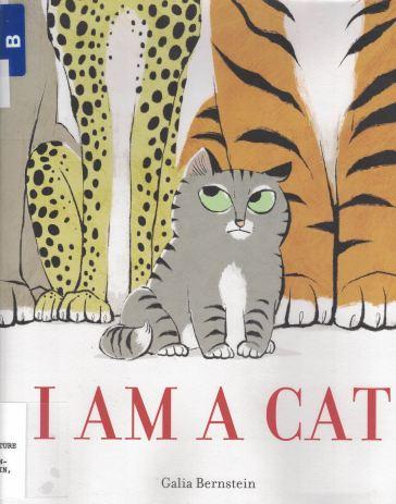 i am a cat a