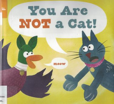 you are not a cat a